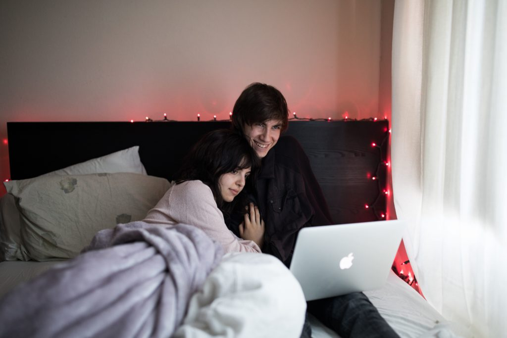 Couples Therapy in Bed